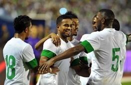 دیدار تدارکاتی عربستان با غول های فوتبال