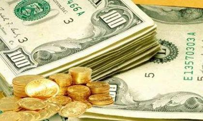 دلار و سکه فروکش کرد