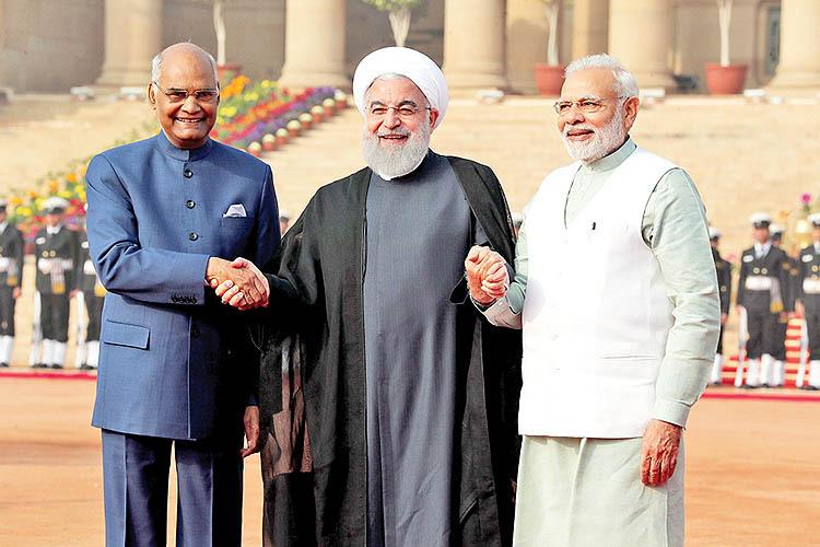 چاره اندیشی برای روابط ایران و هند