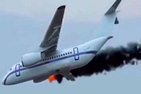 هواپیمایی که مسافرانش بر اثر سقوط کشته نمیشوند
