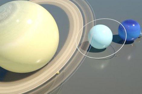 انیمیشن خارقالعاده از منظومه شمسی