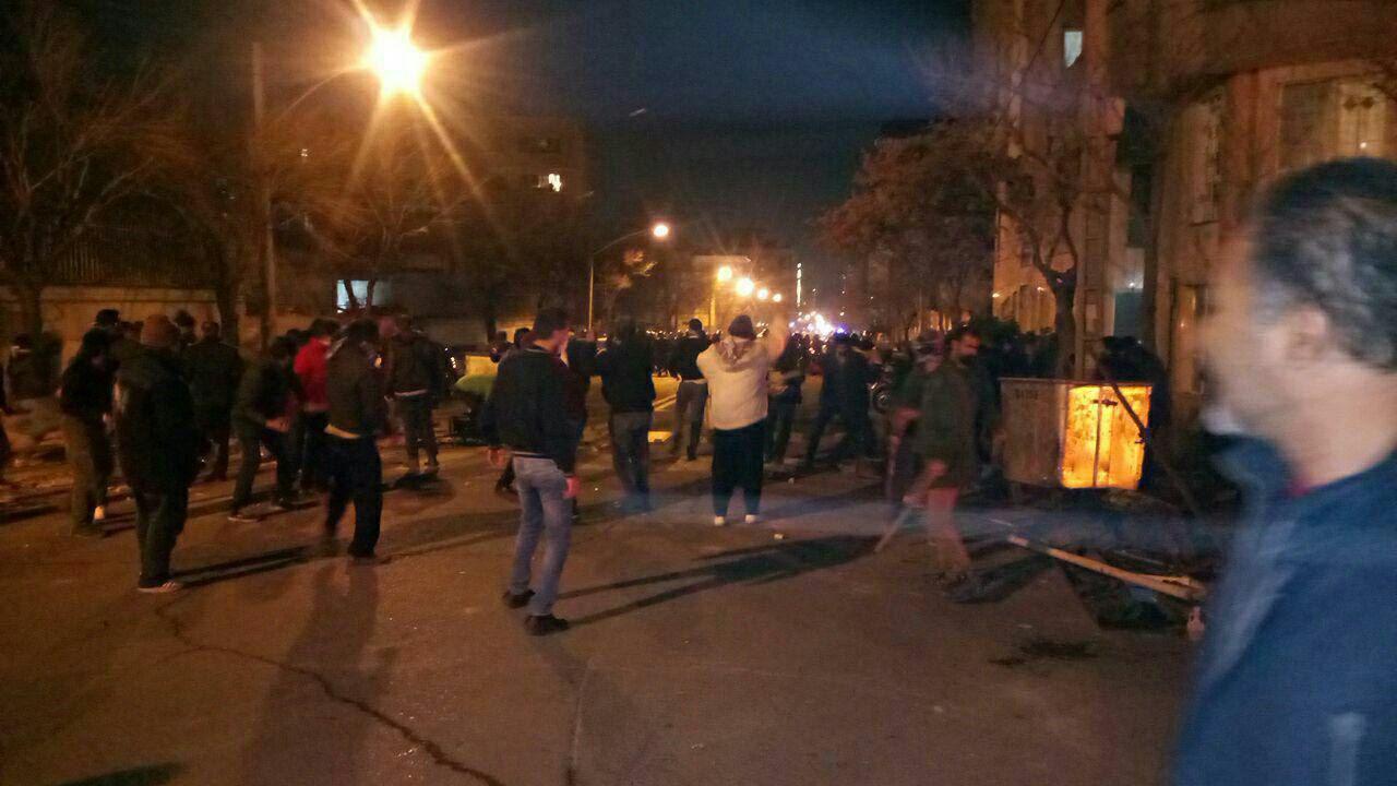 واقعه خونین در رویارویی دراویش با پلیس تهران؛ سه مامور شهیدشدند