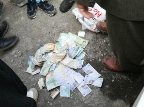 دستگیری گدای میلیونر در آذربایجان غربی