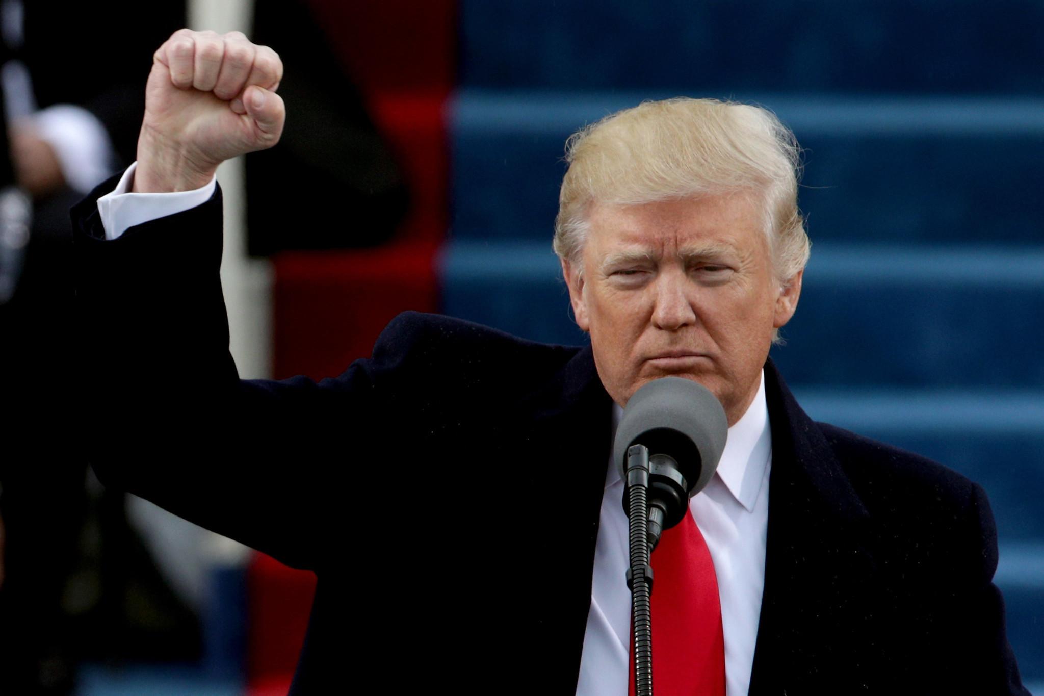 ترامپ شاید رئیس جمهور مادام العمر آمریکا باشد