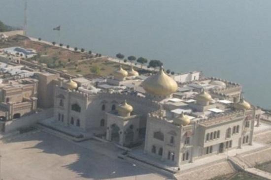 کاخ صدام، مرکز ترک اعتیاد میشود