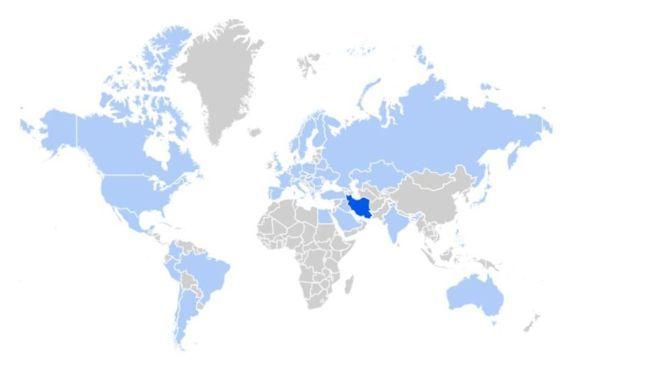 کاربران ایرانی در جستجوی سوفیا لورن اول شدند