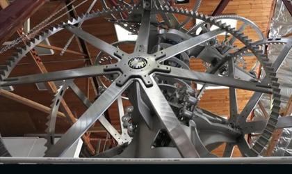 ساخت یک ساعت با عمر 10 هزار ساله