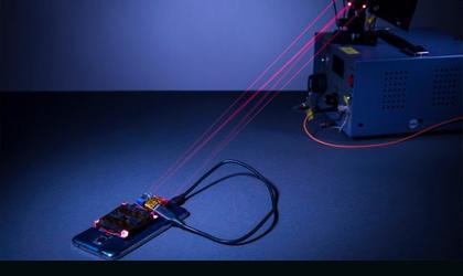 سیستم شارژ لیزری تلفن همراه از راه دور