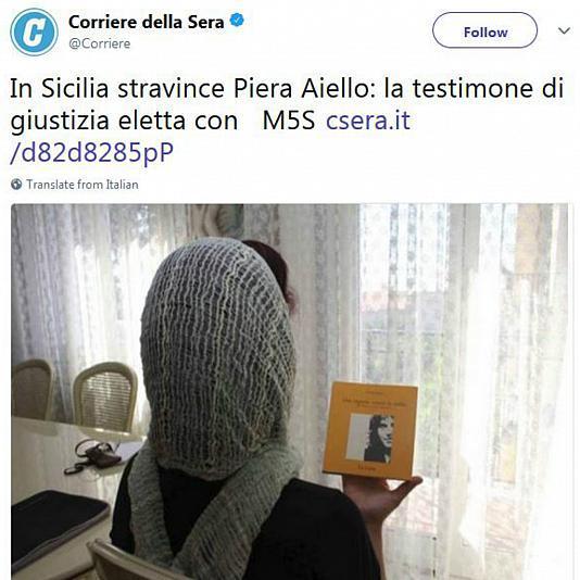 پیروزی «زن بیچهره» در انتخابات ایتالیا