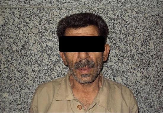 دستگیری سارق سابقه دار برای سیزدهمین بار