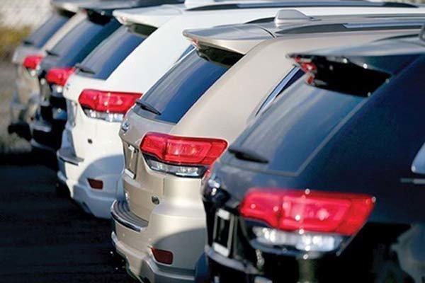واردات خودرو از ۷۰ هزار دستگاه گذشت