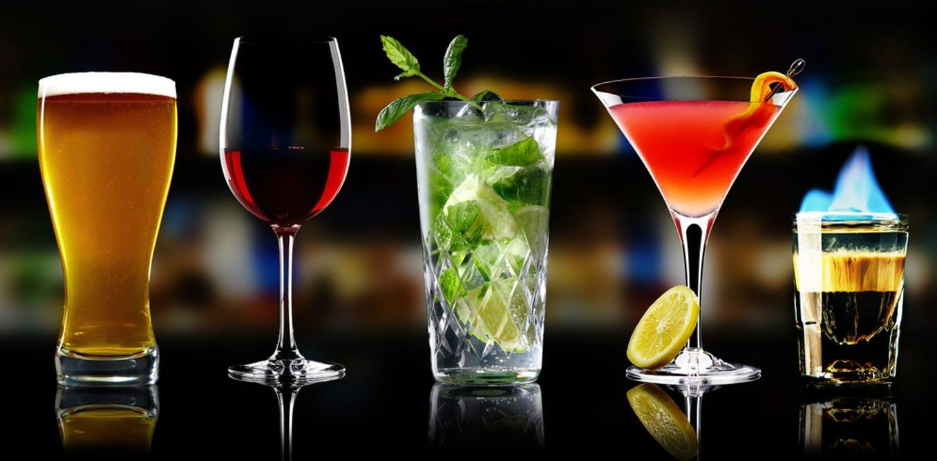 مقایسه خطر الکل و ماریجوانا برای مغز انسان