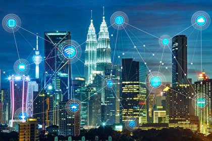 ۱۲۵ ساعت صرفهجویی در سال با زندگی در شهرهای هوشمند