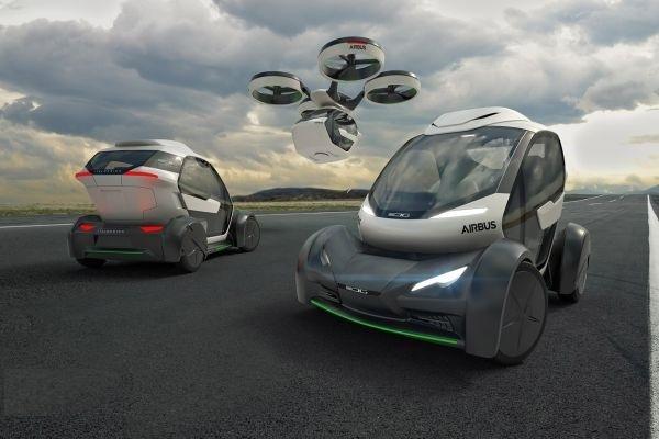 همکاری دو غول خودرو سازی برای ساخت اتومبیل پرنده