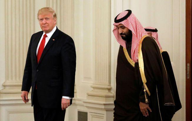 الحیات: ولیعهد عربستان با ترامپ درباره «نقش ویرانگر ایران در منطقه» گفتوگو میکند