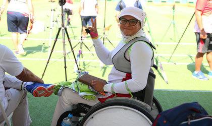 زهرا نعمتی، برترین کماندار پارالمپیکی سال 2017 جهان شد