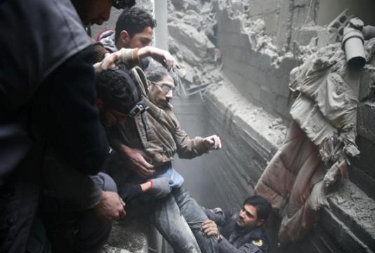 در غوطه شرقی دمشق چه خبر است؟