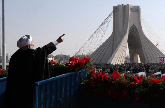 واشینگتن پست: اعتراضات فرصتی برای روحانی است
