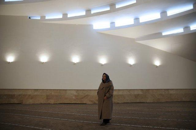مسجد جنجالی تهران کجاست؟!