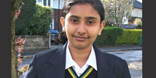 دختر ۱۲ ساله رکورد انیشتین را شکست!
