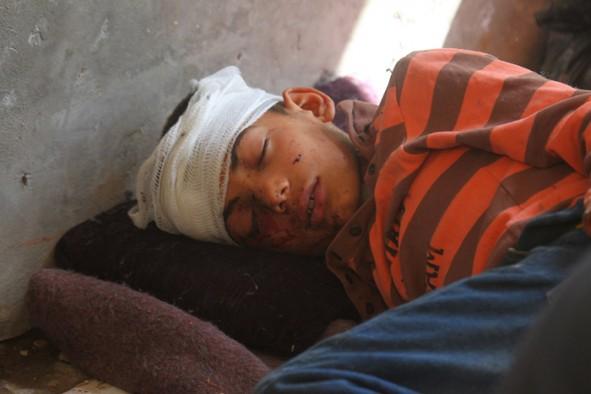 (تصاویر) مرحله جدید انتقال غیرنظامیان به حلب