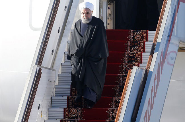 یادداشت کریستوفر دو بلگ در مورد انتخابات ایران