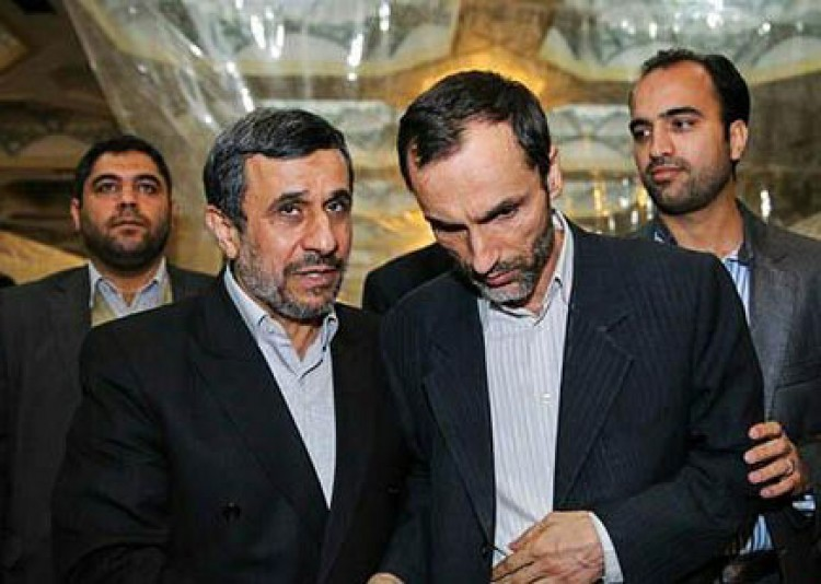 احمدی نژاد شبانه رای داد