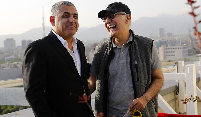 بازیگران در جشنواره بین المللی فجر