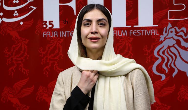 بازیگران در جشنواره بین المللی فجر 96