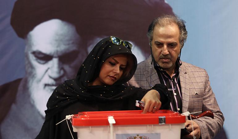 پیام انتخابات دوازدهم ریاست جمهور چه بود؟