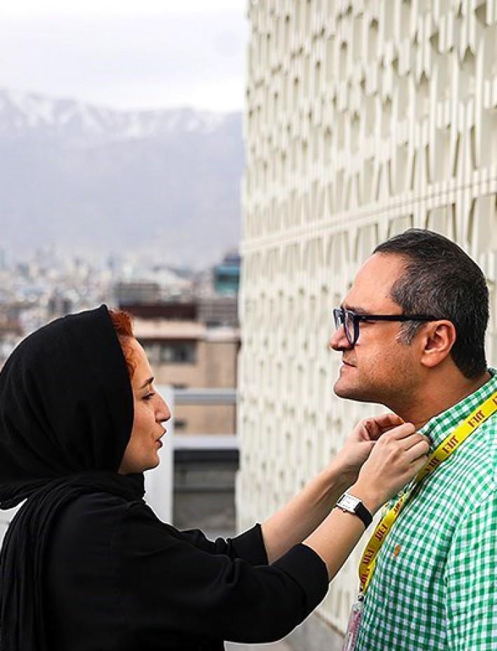 امروز به روایت تصویر// نکوداشت علی معلم، جشنواره فیلم، نفر اول انتخابات و...