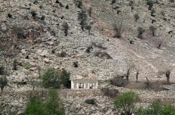 (تصاویر) محل اصابت