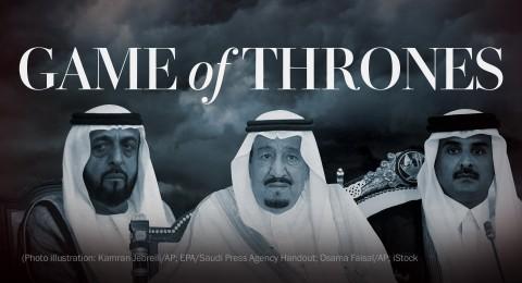 بحران قطر در خلیجفارس