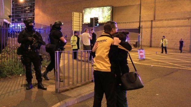 ۱۹ کشته در انفجار سالن کنسرت در منچستر