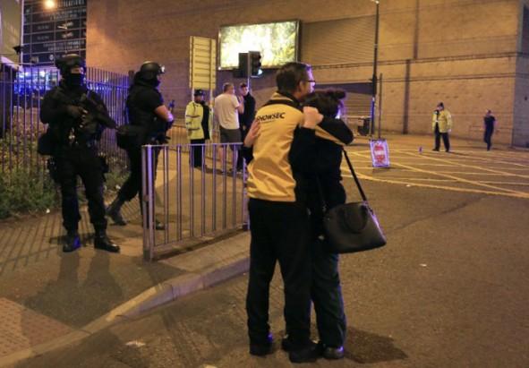 (تصاویر) عملیات خونین داعش در منچستر