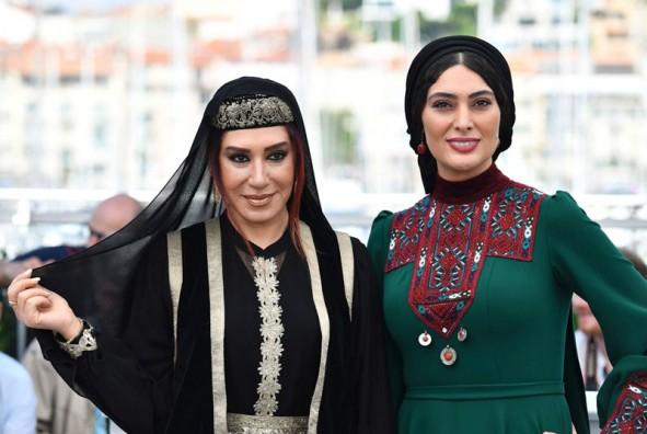 (تصاویر) مدل لباس بازیگران زن ایرانی در کن