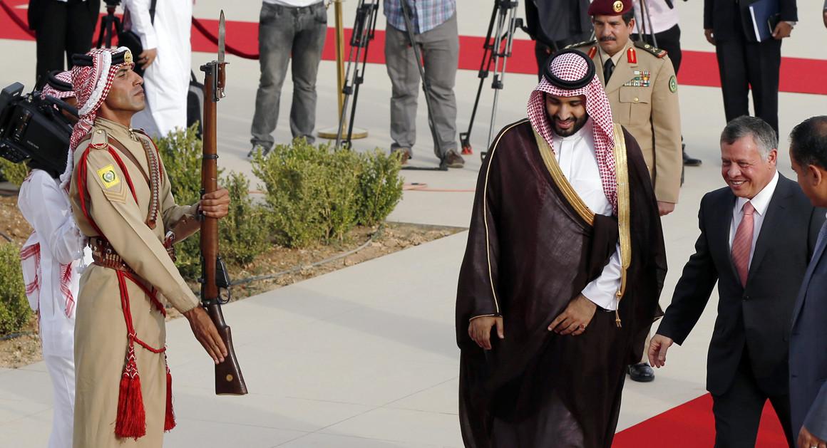 شاهزادگانی که سرنوشت خاورمیانه را در دست گرفتهاند/ سرنوشت خاورمیانه در دستان دو شاهزاده عرب