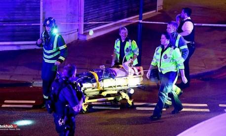 (ویدیو) حمله یک خودرو به نمازگزاران در شمال لندن