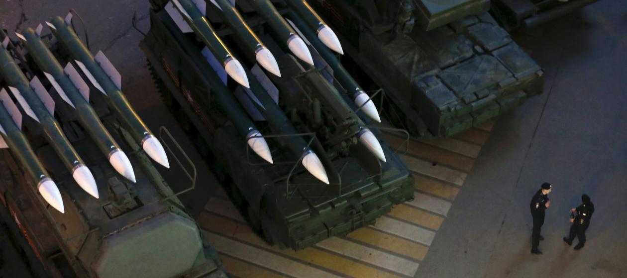 سخنی با آمریکا: از جنگ جهانی سوم بترس