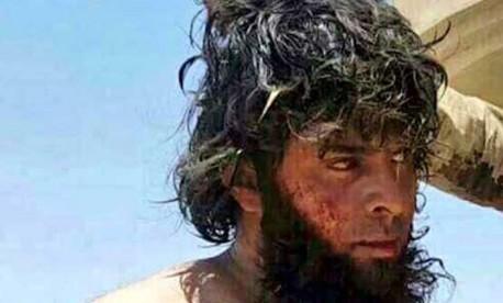 (ویدیو) دستگیری مامور اطلاعتی داعش در نینوا