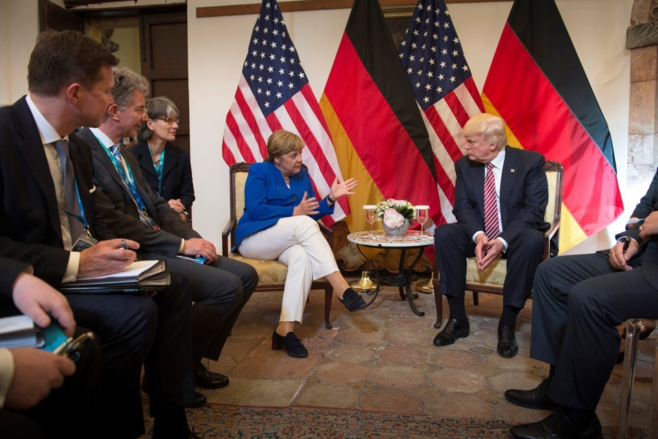 سفر ترامپ، فاجعهای برای روابط اروپا
