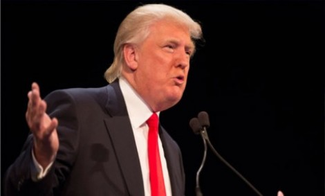(ویدئو) بهانه گیری ترامپ در مهد کودک