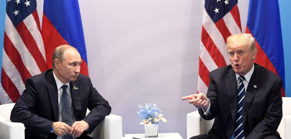 پنج نکته از دیدار دوساعته میان ترامپ و پوتین