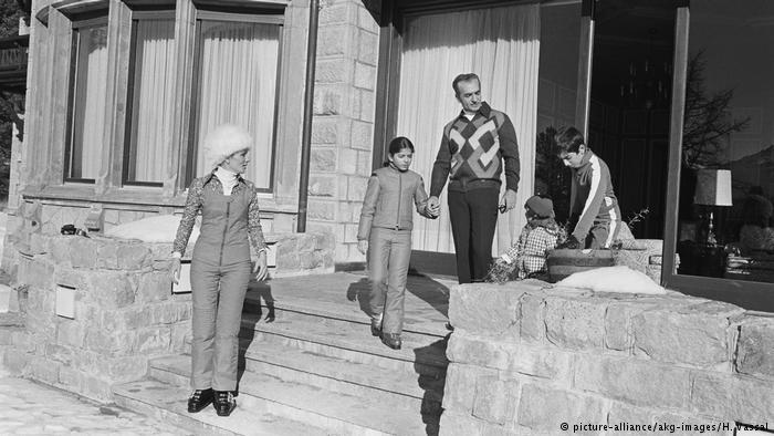 خانواده پهلوی به روایت عکاس فرانسوی