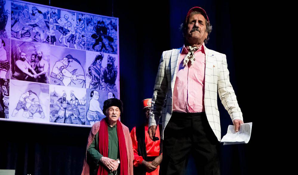 مروری بر نمایشهای روی صحنه