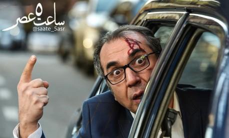 (ویدیو) تیزر فیلم مهران مدیری منتشر شد