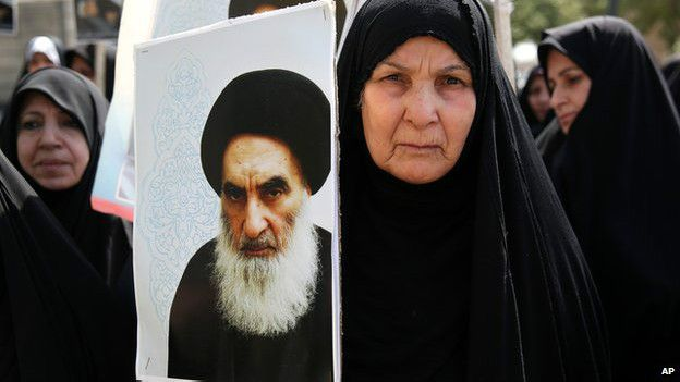 نقش آیتالله سیستانی در شکست داعش در عراق
