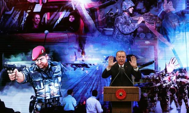 سالگرد کودتای نافرجام و ادامه خفقان در ترکیه