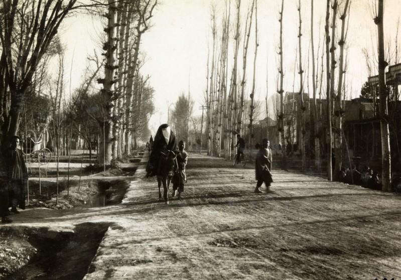 آلبوم منحصربهفرد از اصفهان 90 سال قبل