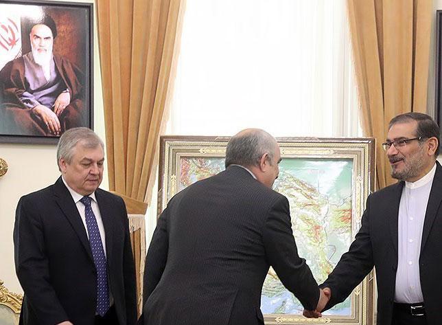 هشدار ایران به روسیه